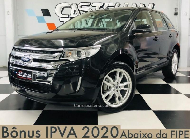 edge 3.5 limited fwd v6 24v gasolina 4p automatico 2014 caxias do sul