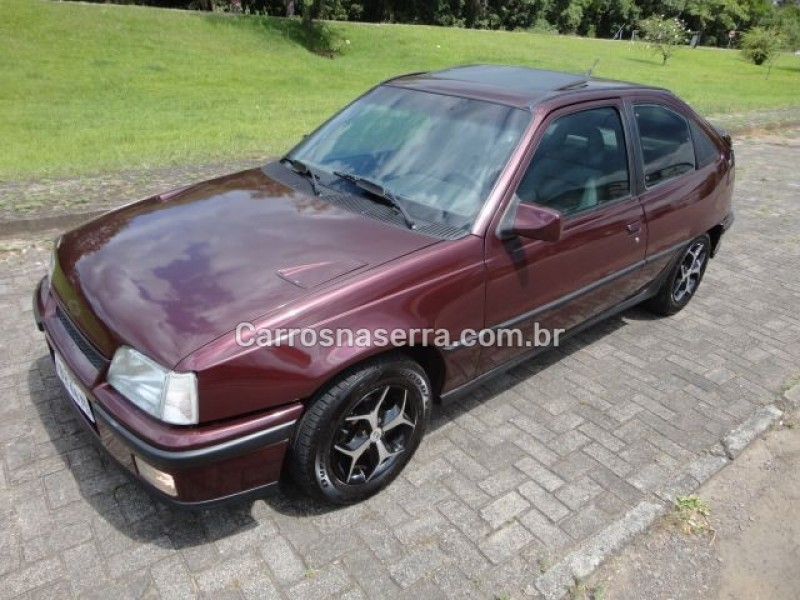kadett 2.0 mpfi gsi 8v gasolina 2p manual 1994 tres coroas