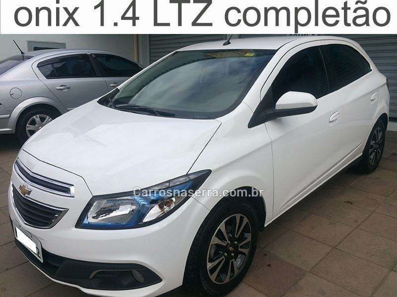 onix 1.4 mpfi ltz 8v flex 4p manual 2014 caxias do sul