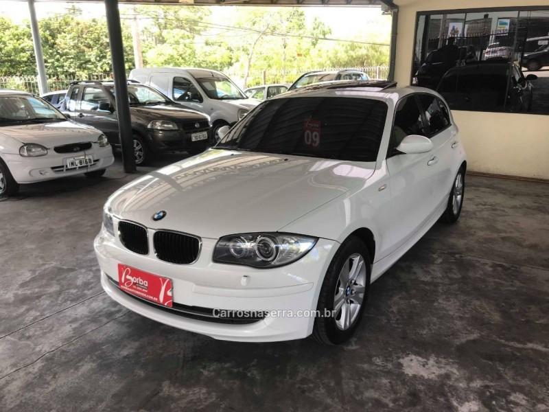 120i 2.0 top hatch 16v gasolina 4p automatico 2009 caxias do sul