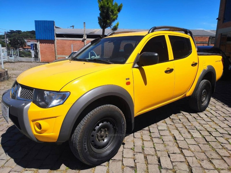 l200 savana 3.2 4x4 16v turbo intercooler diesel 4p manual 2017 sao marcos