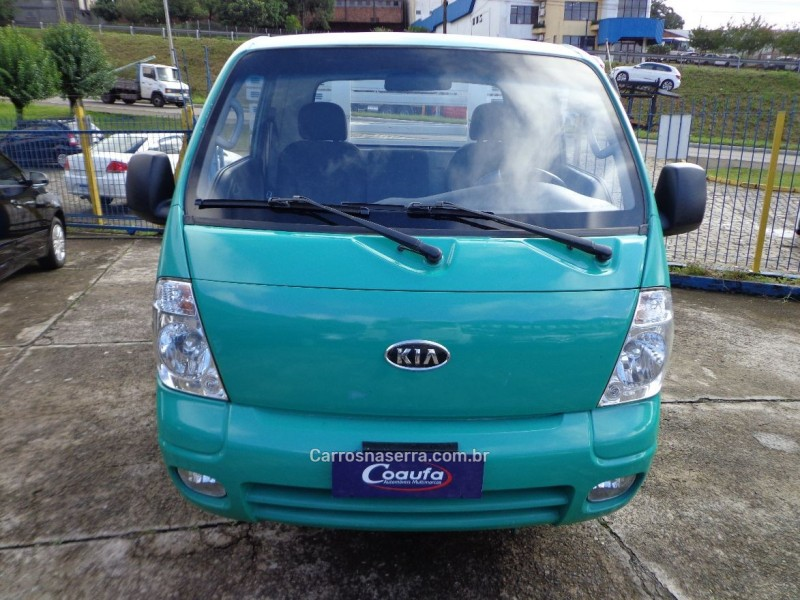 bongo 2.5 k 2500 4x2 cs turbo diesel 2p manual 2011 farroupilha