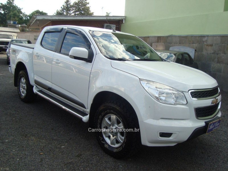 s10 2.8 lt 4x4 cd 16v turbo diesel 4p automatico 2013 caxias do sul
