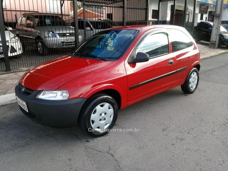 celta 1.0 mpfi vhc 8v gasolina 2p manual 2003 caxias do sul