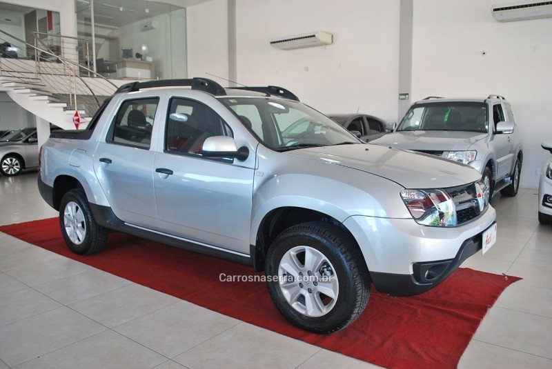duster oroch 1.6 16v flex expression 4p manual 2017 santa cruz do sul