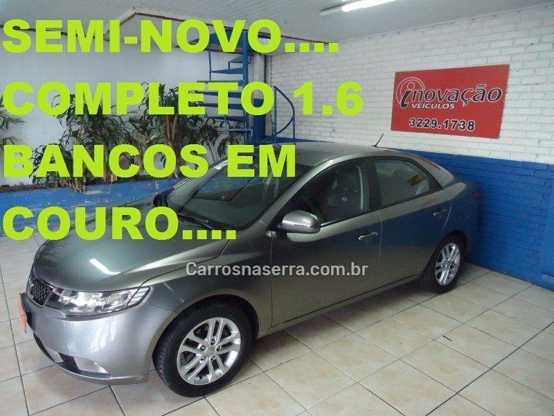 cerato 1.6 ex3 sedan 16v gasolina 4p manual 2012 caxias do sul