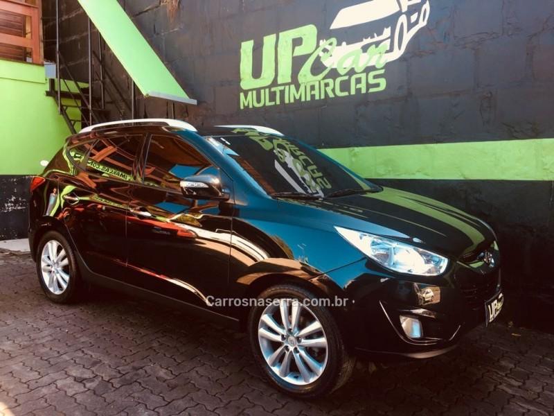 ix35 2.0 launching edition 16v flex 4p automatico 2011 caxias do sul