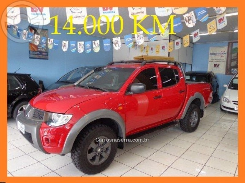 l200 savana 3.2 4x4 16v turbo intercooler diesel 4p automatico 2017 caxias do sul