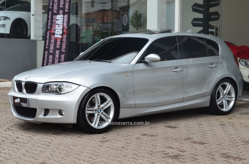 130i 3.0 sport hatch 24v gasolina 4p automatico 2009 caxias do sul