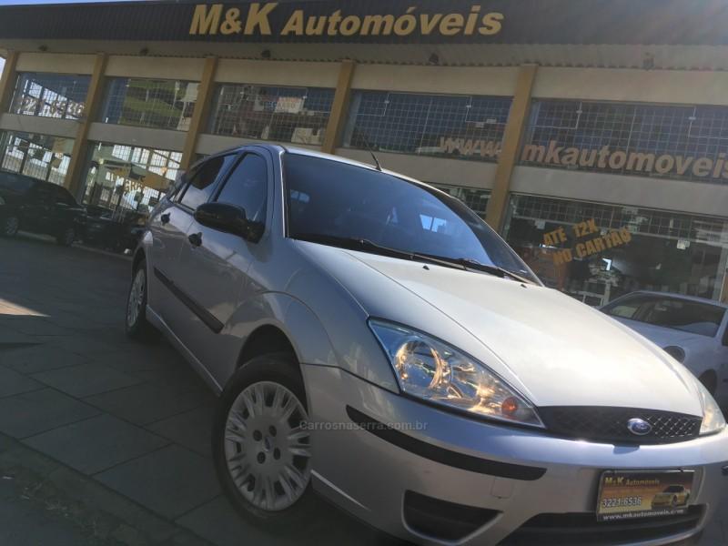 focus 1.6 glx 8v gasolina 4p manual 2007 caxias do sul