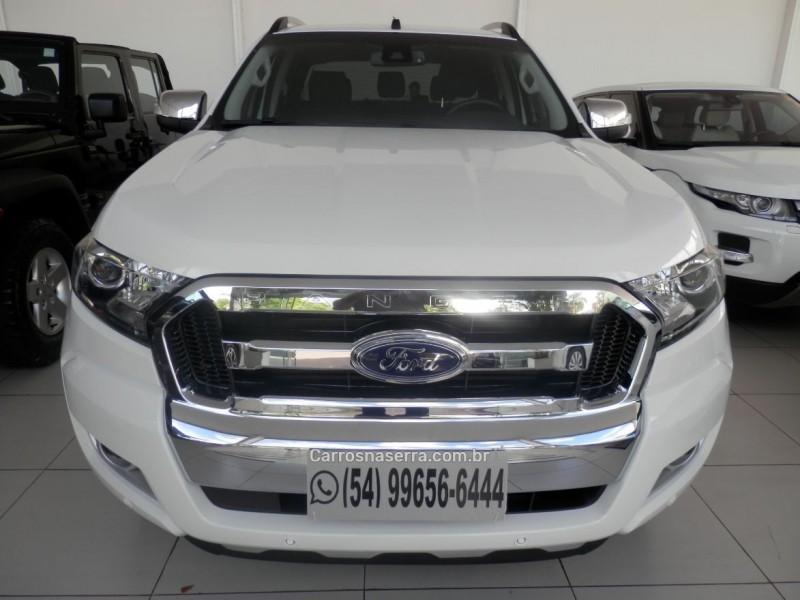 ranger 3.2 limited plus 4x4 cd 20v diesel 4p automatico 2018 erechim