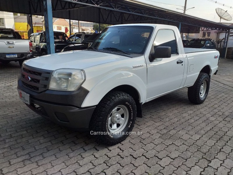 ranger 3.0 xl 4x4 cs turbo electronic diesel 2p manual 2011 caxias do sul