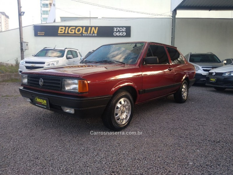 voyage 1.8 gl 8v gasolina 2p manual 1990 bento goncalves