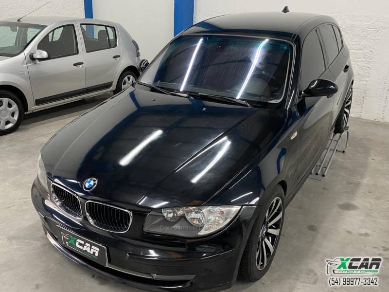 118i 2.0 top hatch 16v gasolina 4p automatico 2010 bento goncalves