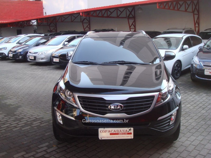 sportage 2.0 lx 4x2 16v flex 4p manual 2013 caxias do sul