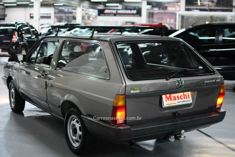 PARATI 1.6 CL 8V GASOLINA 2P MANUAL - 1996 - CAXIAS DO SUL