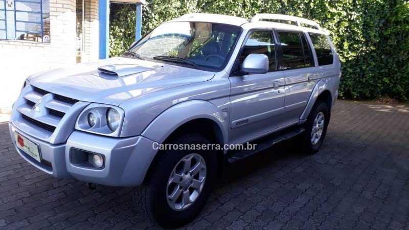 pajero sport 2.5 hpe 4x4 8v turbo intercooler diesel 4p automatico 2020 caxias do sul