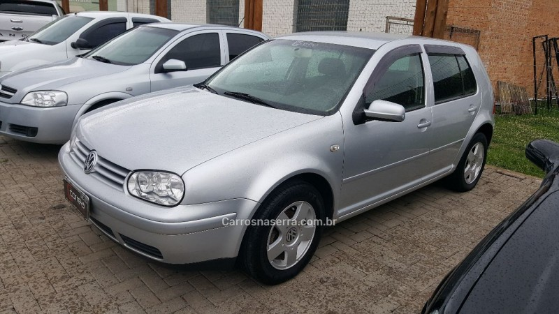 golf 1.6 mi 8v gasolina 4p manual 2005 canela
