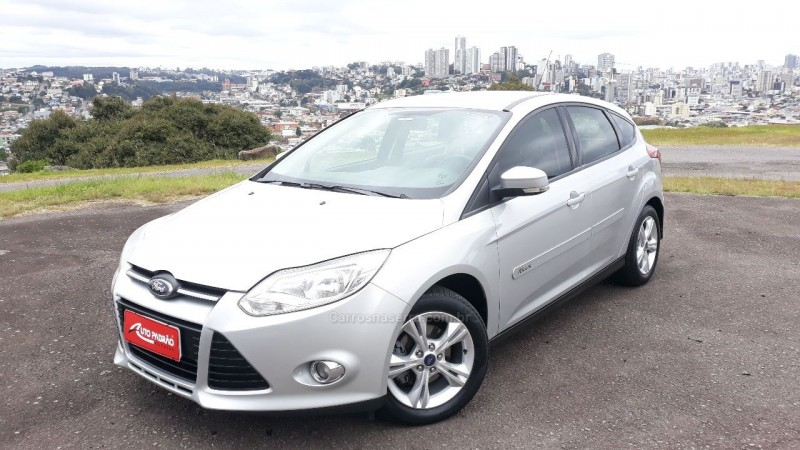focus 1.6 se plus 16v flex 4p manual 2014 caxias do sul
