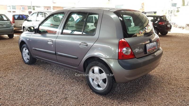 CLIO 1.0 PRIVILÉGE 16V GASOLINA 4P MANUAL - 2006 - GARIBALDI