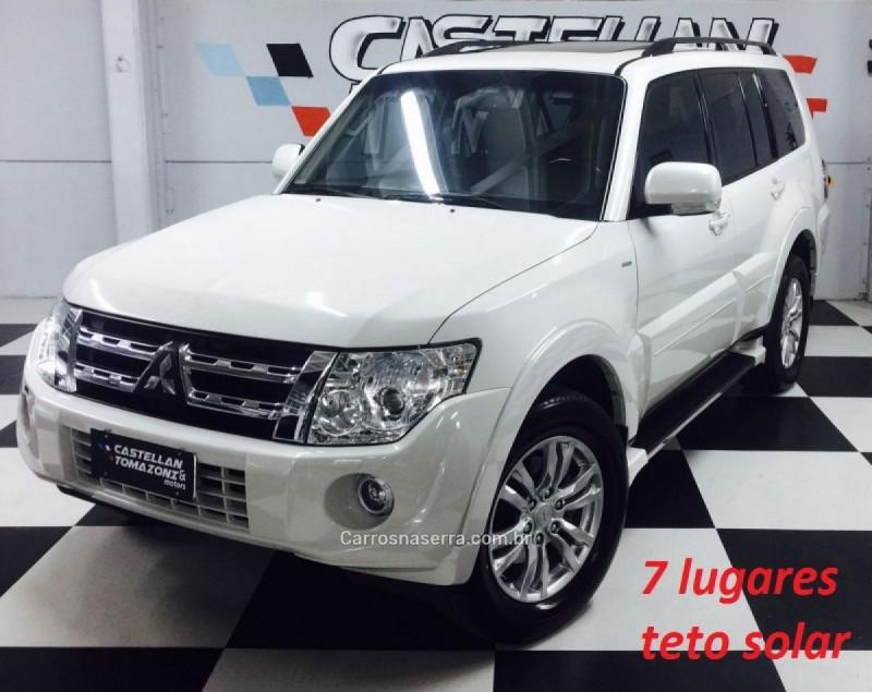 pajero full 3.2 hpe 4x4 16v diesel 4p automatico 2012 caxias do sul