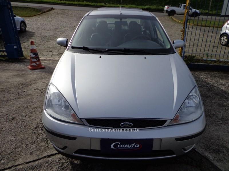 focus 2.0 ghia sedan 16v gasolina 4p manual 2007 farroupilha