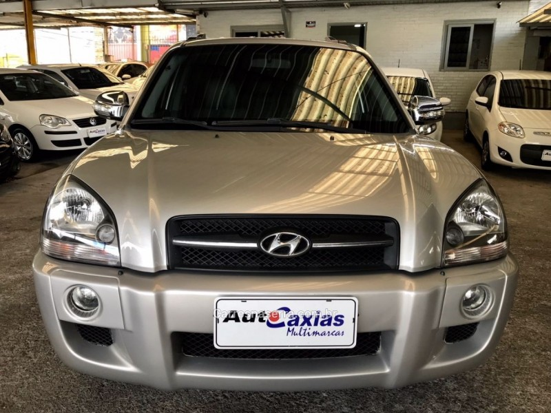 tucson 2.0 gl 2wd 16v gasolina 4p manual 2007 caxias do sul