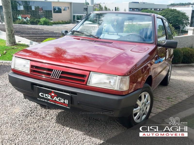 uno 1.0 ie mille sx 8v gasolina 2p manual 1997 carlos barbosa