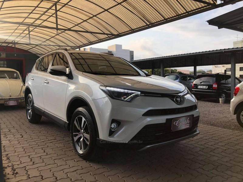 RAV4 2.0 4X2 16V GASOLINA 4P AUTOMÁTICO - 2018 - BOM PRINCíPIO