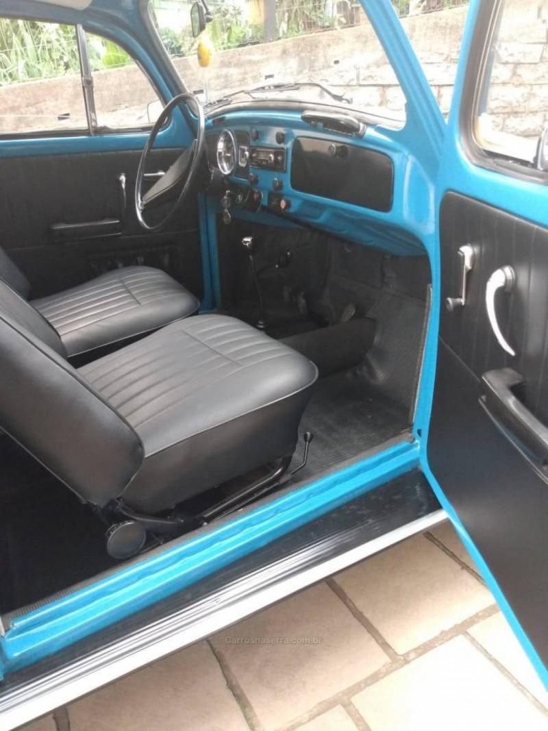 FUSCA 1.3 8V GASOLINA 2P MANUAL - 1976 - VERANóPOLIS