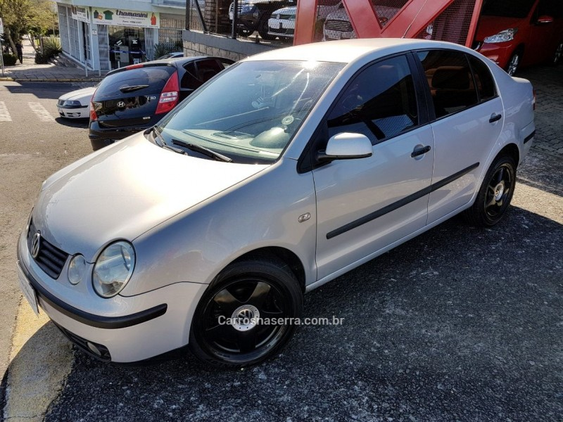 polo 1.6 mi 8v flex 4p manual 2006 farroupilha