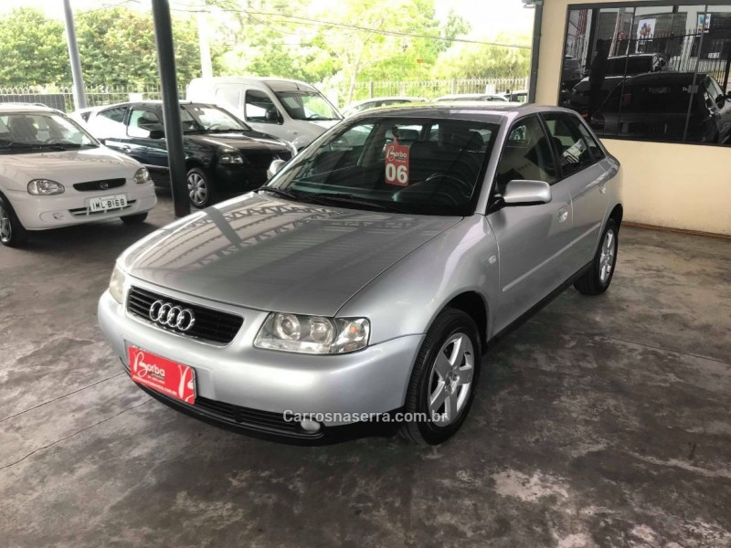 a3 1.8 20v gasolina 4p manual 2006 caxias do sul