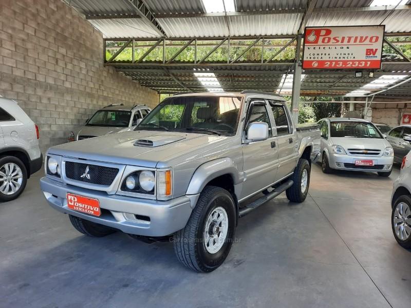 l200 2.5 4x4 cd 8v turbo diesel 4p manual 2001 caxias do sul