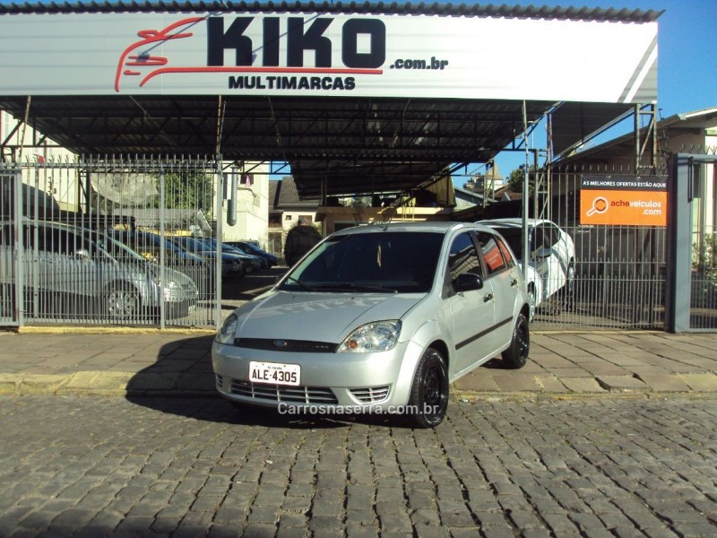 fiesta 1.0 mpi 8v gasolina 4p manual 2006 caxias do sul