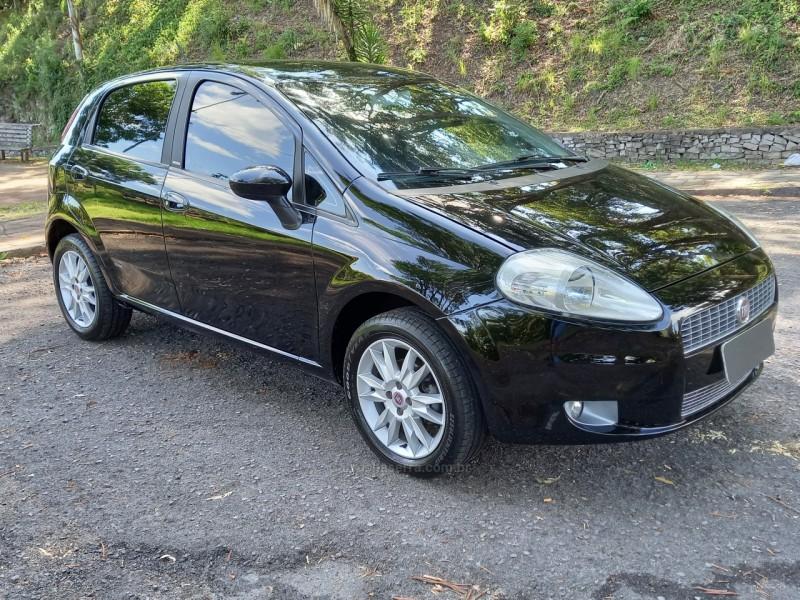 punto 1.6 essence 16v flex 4p manual 2011 caxias do sul