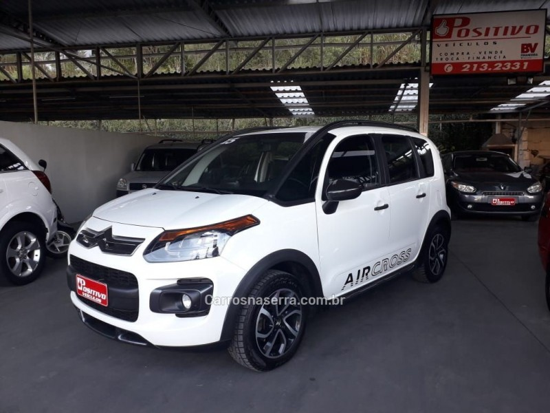 aircross 1.6 tendance 16v flex 4p manual 2015 caxias do sul