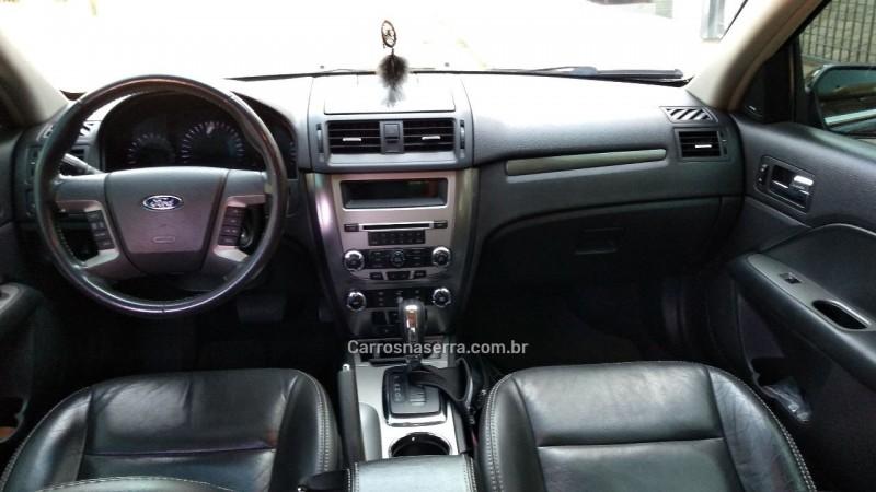 FUSION 2.5 SEL 16V GASOLINA 4P AUTOMÁTICO - 2010 - BENTO GONçALVES