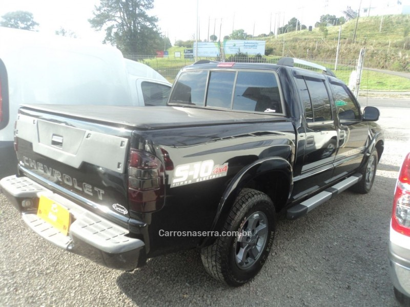 s10 2.8 executive 4x4 cd 12v turbo electronic intercooler diesel 4p manual 2010 farroupilha