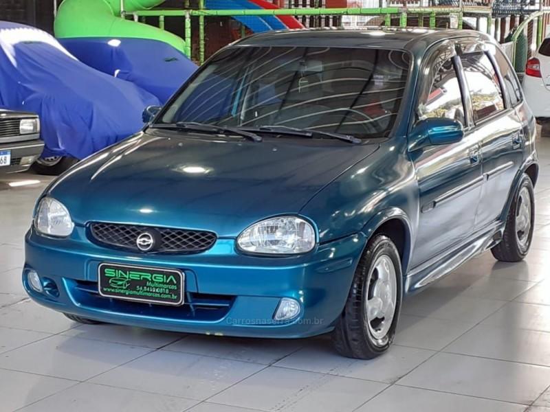 corsa 1.0 mpfi milenium 8v gasolina 4p manual 2002 caxias do sul