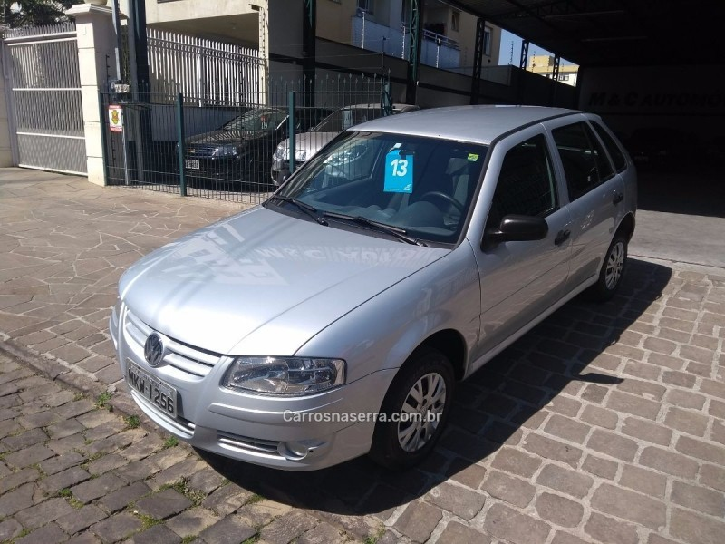 gol 1.0 mi city 8v flex 4p manual g.iv 2013 caxias do sul