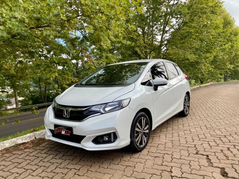 fit 1.5 ex 16v gasolina 4p automatico 2018 dois irmaos