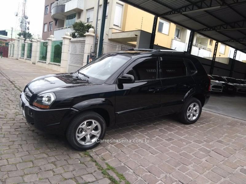TUCSON 2.0 MPFI GLS 16V 143CV 2WD GASOLINA 4P AUTOMÁTICO - 2012 - CAXIAS DO SUL