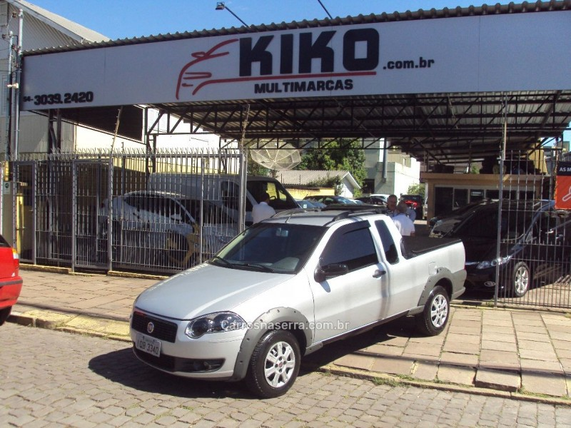 strada 1.4 mpi trekking ce 8v flex 2p manual 2010 caxias do sul