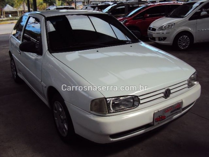 gol 1.8 mi gl 8v gasolina 2p manual 1997 caxias do sul