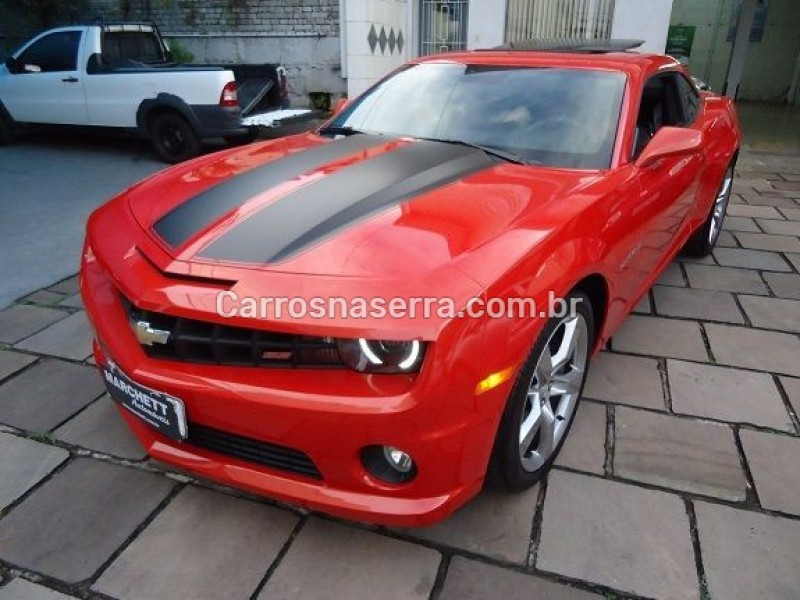 camaro 6.2 ss coupe v8 gasolina 2p manual 2010 caxias do sul