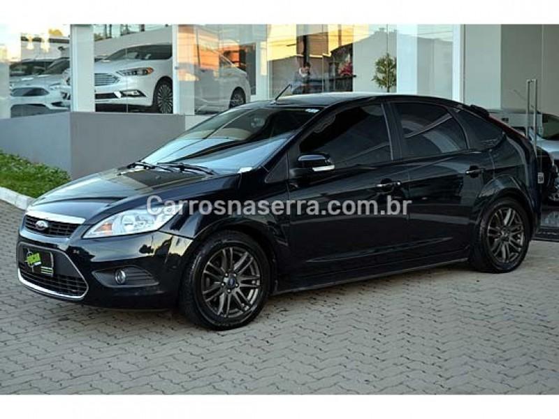 focus 1.6 glx 8v gasolina 4p manual 2011 caxias do sul