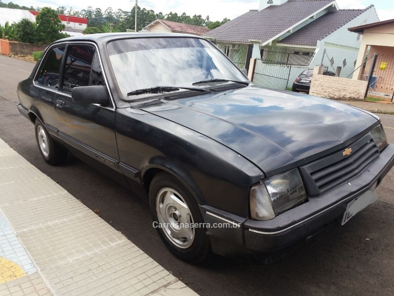 chevette 1.6 sl 8v gasolina 2p manual 1988 bom principio