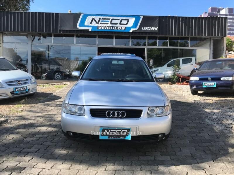 a3 1.8 20v 150cv turbo gasolina 4p manual 2003 bento goncalves