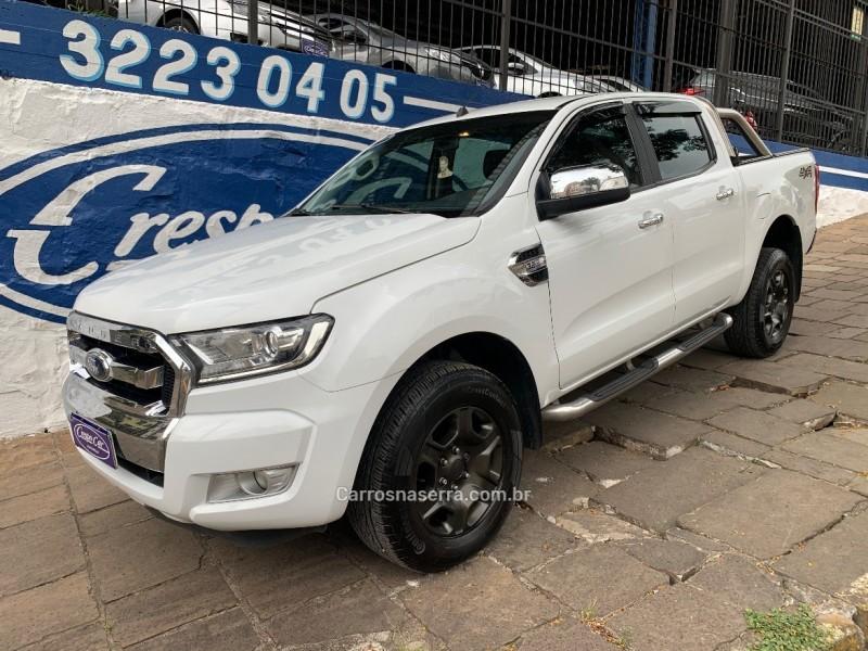 ranger 3.2 xlt 4x4 cd 20v diesel 4p automatico 2017 caxias do sul