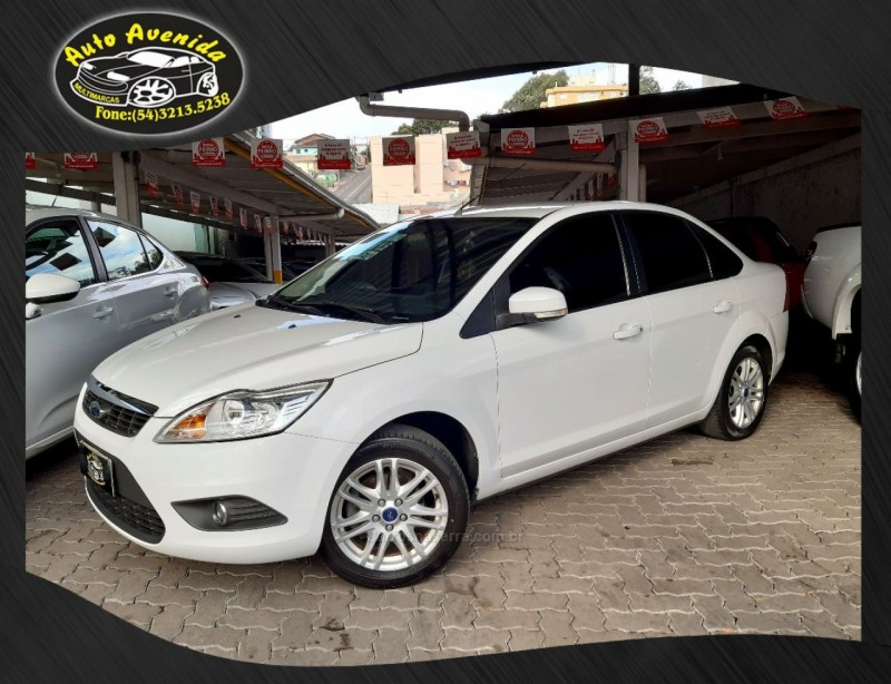 focus 1.6 glx sedan 8v gasolina 4p manual 2012 caxias do sul
